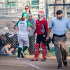 2016 JV Eagle Rock Softball vs Garfield Bulldogs