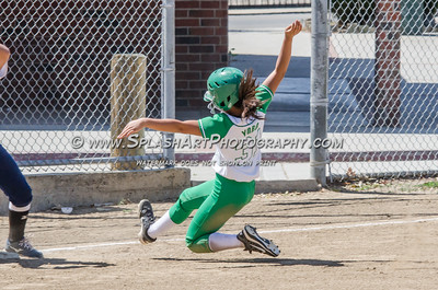 2016 Softball JV Eagle Rock vs Marshall 02May2016