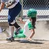 2016 Eagle Rock JV Softball vs Marshall Barristers