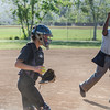 2016 Lincoln Tigers Softball vs Lassen Grizzlies