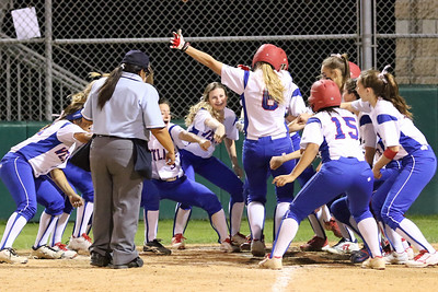 Vista Ridge vs Westlake Softball March 1, 2016