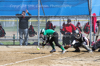 WBHS Softball at Northwest-3