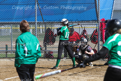 WBHS Softball at Northwest-25