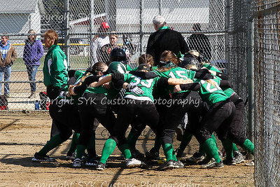 WBHS Softball at Northwest-1