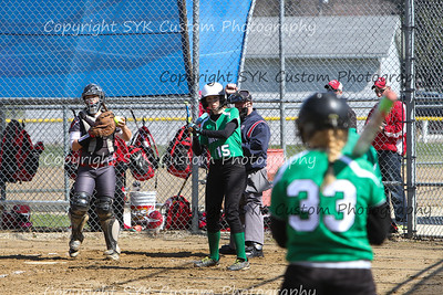 WBHS Softball at Northwest-28