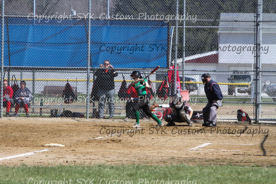 WBHS Softball at Northwest-35