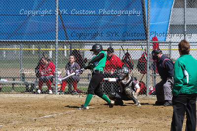 WBHS Softball at Northwest-85