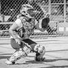 2017 Alhambra Moors Softball vs Shurr Spartans
