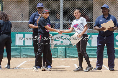 2017 Softball City vs Valley Senior All-Star Game D2 30May2017