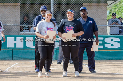 2017 Softball City vs Valley Senior All-Star Game D1 30May2017