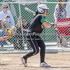 2017 Eagle Rock Softball vs Granada Hills
