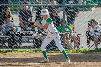 2017 Softball Eagle Rock vs  Huntington Park 09Mar2017