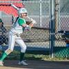 2017 Eagle Rock  Softball vs Huntington Park Spartans
