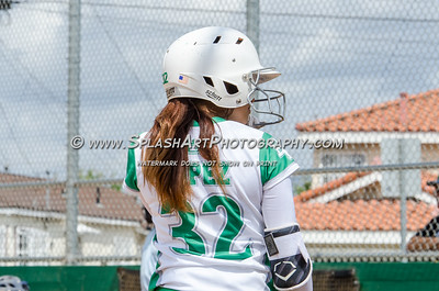 2017 Softball Eagle Rock vs Leuzinger 08Apr2017