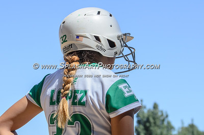 2017 Softball Eagle Rock vs Marshall 20Apr2017