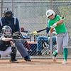 2017 Eagle Rock Girls Softball vs Sylmar Spartans