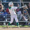 2017 Eagle Rock Softball vs Sylmar Spartans