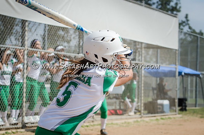 2017 Softball Eagle Rock  vs Wilson 03Apr2017