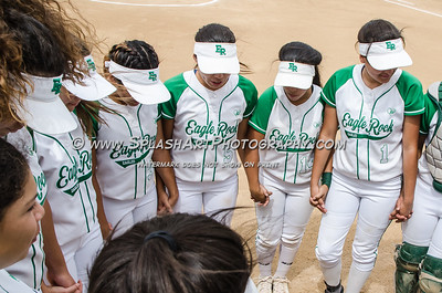 2017 Softball Eagle Rock vs Wilson 27Apr2017