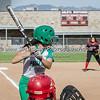 2017 Eagle Rock JV Softball vs Arleta Mustangs