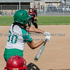 2017 Eagle Rock JV Softball vs Arleta Mustangs
