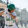 2017 Eagle Rock JV Softball vs Chavez Eagles