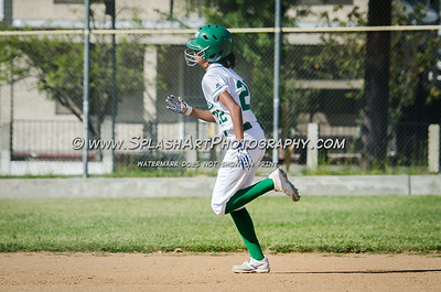 2017 Softball JV Eagle Rock vs Chavez 16Mar2017