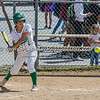 2017 Eagle Rock JV Softball vs Franklin Panthers