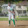 2017 Eagle Rock JV Softball vs Huntington Park