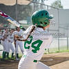2017 Eagle Rock JV Softball vs Huntington Park