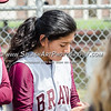 2017 Lincoln Tigers Softball vs Bravo Knights