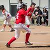 2017 Lincoln Tigers Softball vs Lincoln Cardinals
