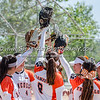 2017 Lincoln Tigers Softball vs Sotomayor Wolves