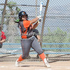 2017 Lincoln Tigers Softball vs Verdugo Hills Dons