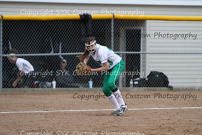 WBHS Softball at Perry-82