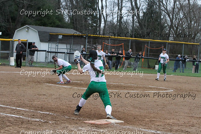 WBHS Softball at Perry-73
