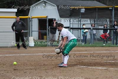 WBHS Softball at Perry-85