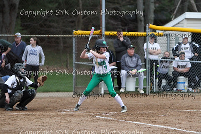 WBHS Softball at Perry-78