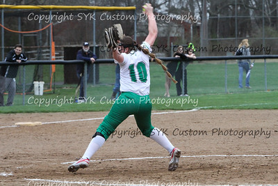 WBHS Softball at Perry-18