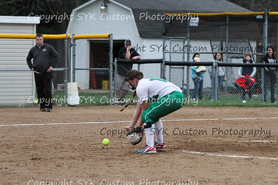 WBHS Softball at Perry-86