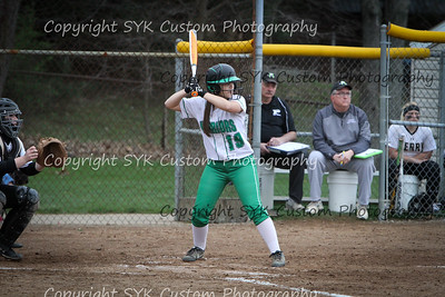 WBHS Softball at Perry-56