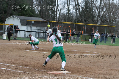 WBHS Softball at Perry-72