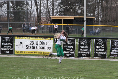 WBHS Softball at Perry-33