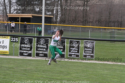 WBHS Softball at Perry-35