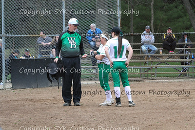 WBHS Softball at Perry-2