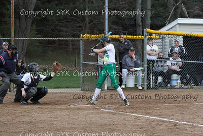 WBHS Softball at Perry-76