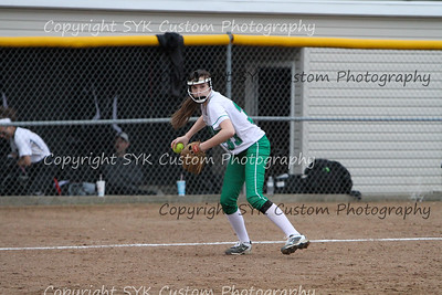 WBHS Softball at Perry-83