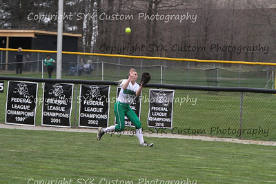 WBHS Softball at Perry-36