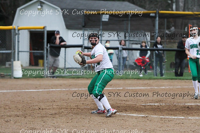 WBHS Softball at Perry-90
