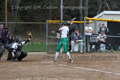 WBHS Softball at Perry-77